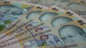 Dobanzile mari din piata monetara imping leul la un maxim al ultimei luni, de 3,6207 lei/euro