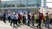Mechel Campia Turzii: 50 de angajati au reluat protestele