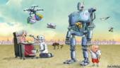 Invazia robotilor. Cum se va schimba modul de gandire al oamenilor despre tehnologiei