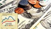 Cursul s-a stabilizat la 4,20 lei/euro pana la finalul zilei