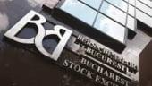 BVB a deshis in scadere sedinta de tranzactionare de joi