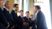 Ponta: Nu schimb structura de functionare a guvernului