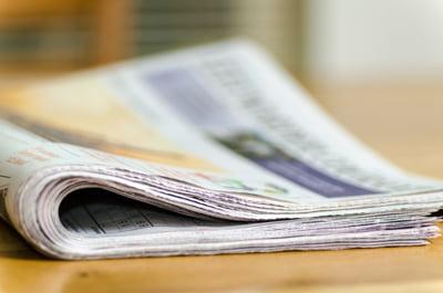 Increderea romanilor in presa a scazut puternic anul trecut, pana la 35%