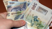 Salariul minim va creste la 1.100 de lei pana in 2016