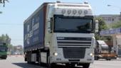 ANAF suspenda controalele la transportatori