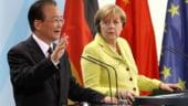 Merkel, in Beijing: Europa are capacitatea de a depasi criza datoriilor