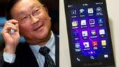 Noul CEO al BlackBerry vede profit in 2016 si este increzator ca grupul va supravietui