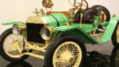 Parada masinilor de epoca: Un Ford din 1912, vedeta paradei