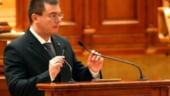 Guvernul Ungureanu a cazut: Victor Ponta este propunerea USL
