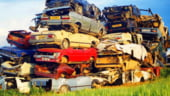 Programul Rabla: 24.000 de masini mai vechi de 10 ani, casate