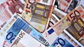 Euro si bursele europene sunt in scadere