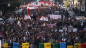Austeritatea scoate mii de oameni in strada la Roma. Somajul a atins un record istoric