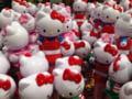 Proprietarul Hello Kitty, amendat cu 6,2 milioane euro pentru ca ar fi conditionat comerciantii europeni