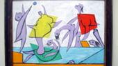 """""""Bataie"""" pe un Picasso, la New York: Pretul s-a dublat in timpul licitatiei"""