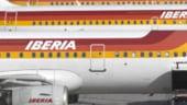 Circa 10.000 de pasageri sunt afectati de greva pilotilor de la Iberia