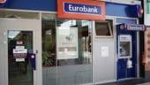 Eurobank va emite noi actiuni, in valoare de 5,8 miliarde de euro, pentru recapitalizare