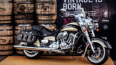 Motocicleta Indian-Jack Daniels, o piesa uimitoare pentru colectionari!