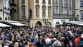 20.000 bugetari incep protestele