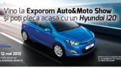 Cele mai noi modele de masini si motociclete, prezentate la EXPOROM Auto & Moto Show