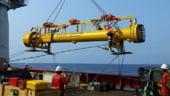 Gazoductul care va lega Rusia de Turcia a inaintat 50 de kilometri pe sub Marea Neagra