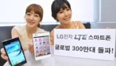 LG celebreaza 3 milioane de telefoane LTE vandute la nivel global