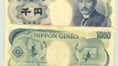 Yenul coboara la un nou minim fata de euro