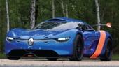 Renault relanseaza modelul Alpine, in colaborare cu britanicii de la Caterham