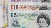 Brexit trage lira in jos: Valuta britanica va ajunge egala cu euro pana la sfarsitul anului viitor