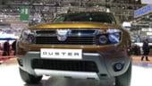 Dacia Duster, intre cele mai vandute zece masini din Spania