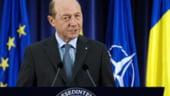 Basescu: Trebuie sa ne integram in Schengen si zona euro inainte de revizuirea tratatelor UE
