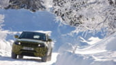 Ce masina inchiriezi cand mergi la schi?