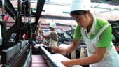Cresterea industriei chineze se tempereaza si in 2012