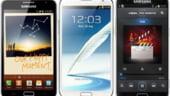 Noul Samsung Galaxy Note III, testat in trei variante de dimensiune a ecranului