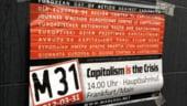 BCE starneste proteste la Frankfurt