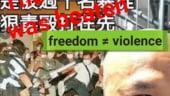 YouTube a blocat sute de canale de propaganda ale Chinei privind protestele din Hong Kong