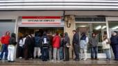 Somajul din Spania a scazut usor, la 25,98%