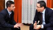 Transferul surpriza anuntat de Ponta - Cristian Botan se alatura Guvernului