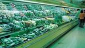 Proteste impotriva supermarketurilor Kaufland si Lidl
