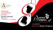 Concursul International de DUO Suzana Szorenyi: 54 de muzicieni din 15 tari se intrec la Bucuresti
