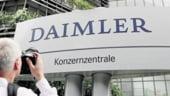 9,1% din actiunile Daimler au luat drumul Emiratelor Arabe