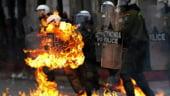 Grecia - o agonie fara sens