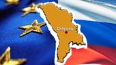 AFP: Prinsa intre Rusia si Occident, Moldova vede UE drept singura optiune