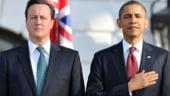 Barack Obama il va primi pe David Cameron la Casa Alba