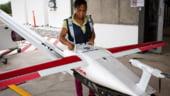 Se lanseaza cea mai mare retea de livrari de vaccinuri cu drone in Ghana