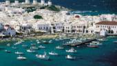 Grecia si-a redus deficitul bugetar cu 34,6% in 2012