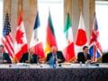 Liderii G8 si-au clarificat pozitiile, in prima zi a summitului