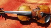 Vioara lui Enescu ramane inca 5 ani la Gabriel Croitoru