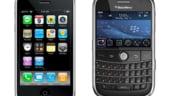 De ce sa renunti la iPhone pentru BlackBerry