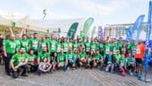 #Team HOSPICE la Semimaratonul Bucuresti - 700 de oameni alearga pentru si alaturi de pacientii care infrunta o boala incurabila