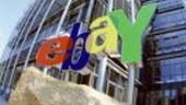 Profitul eBay a scazut cu o treime